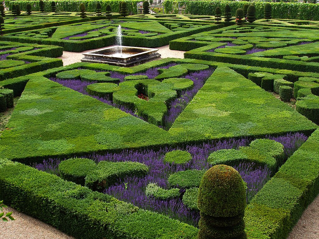 Elements Of French Garden Design Eye Of The Day