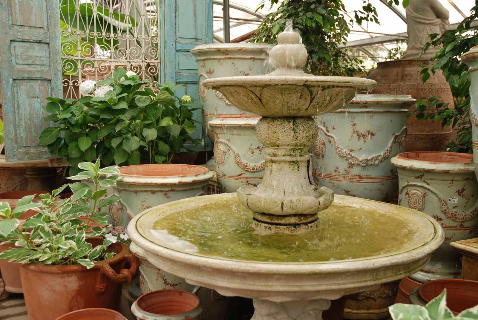 Astonishing European American Pottery Fountains Garden Furniture Evergreenethics Interior Chair Design Evergreenethicsorg