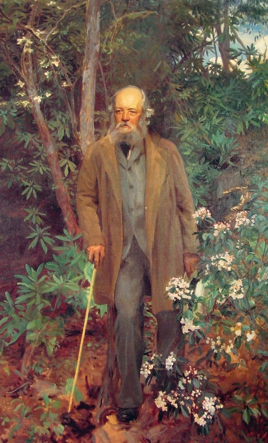 Frederick Law Olmsted Full Photo