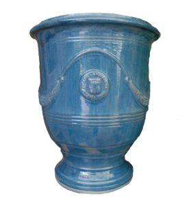 Vase Anduze Bleu Lavande