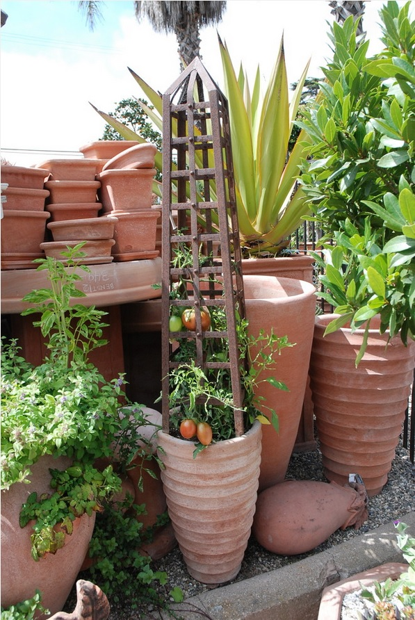 Container Garden Design 22 fabulous container garden design ideas for beautiful balconies and backyard landscaping Eye Of The Day Garden Design Centeredible Container Garden Oscar Carmona