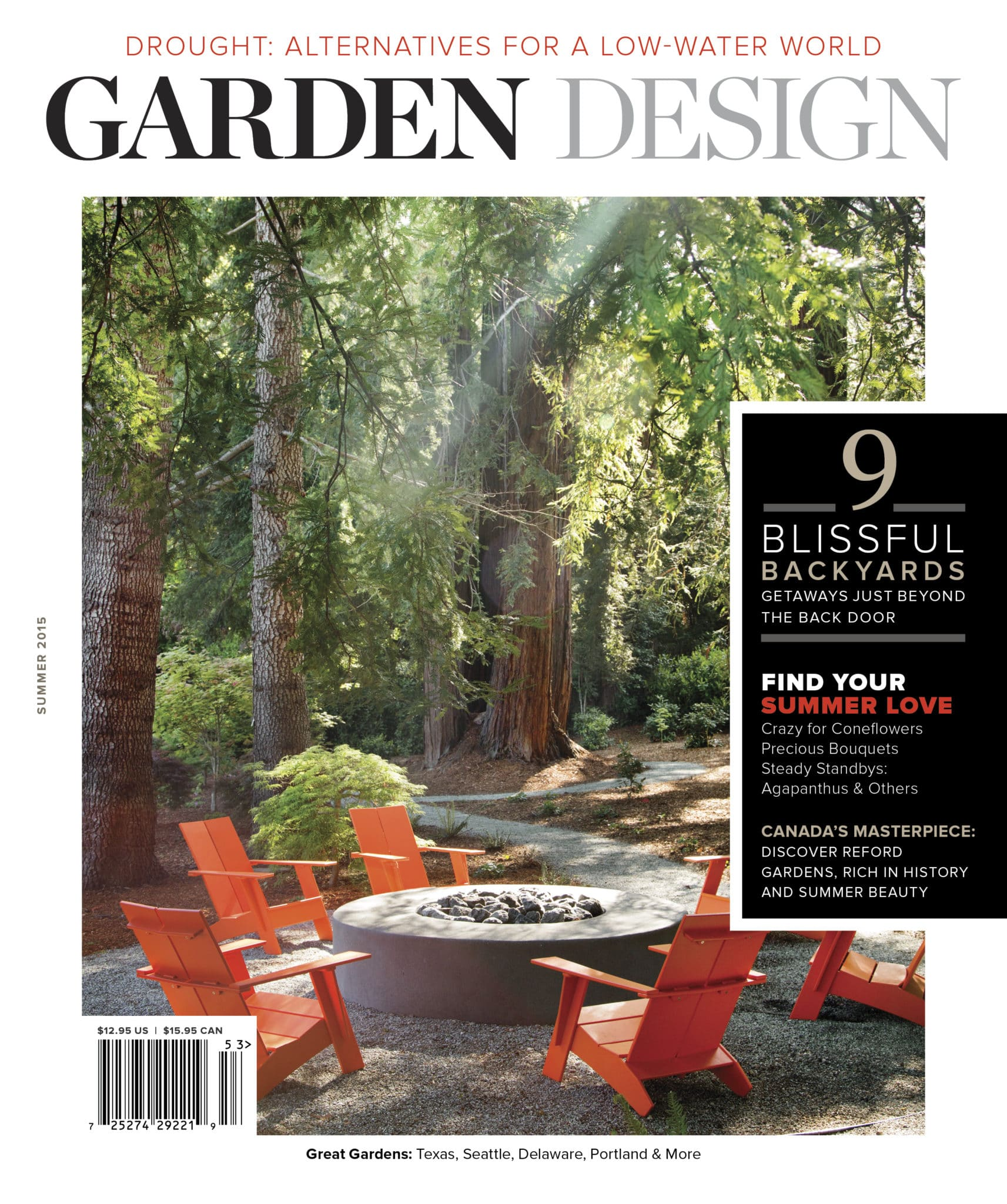 Summer 2015 garden design magazine review eye of the day for Garten design magazin
