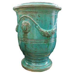 Vase Anduze Emeraude