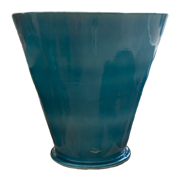 Conic Vase Glazed