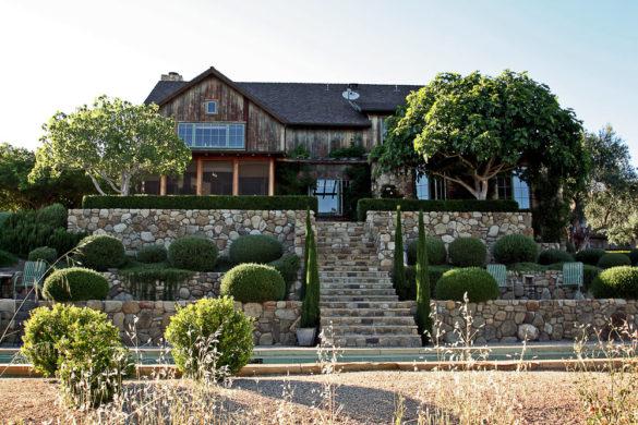 Paul Hendershot Design Inc Eye Of The Day Garden