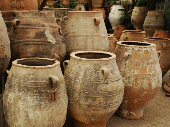 Pithari: Greek Oil Jar for the People - Eye of the Day ...